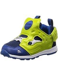 Reebok CLASSIC VERSA PUMP FURY SYN Zapatillas Sneakers Verde Azul para Bebe