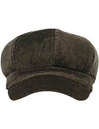 Chen Rui(TM) Vintage Sombrero Boina Gorra Clásicas Planas De Invierno  Beanie Para Hombre fa02bce5313
