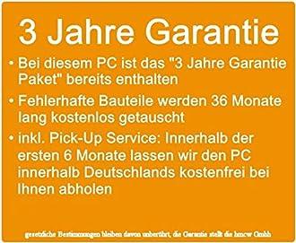 Office PC Bild