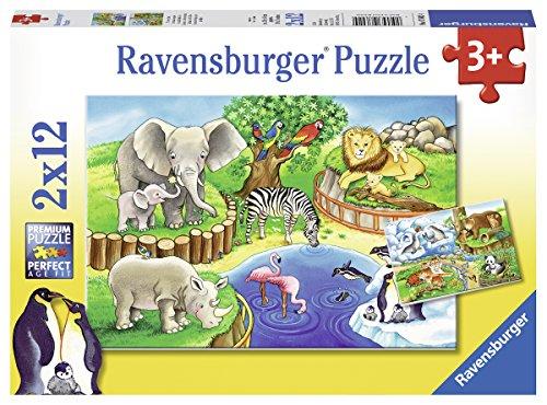 07602 - Tiere im Zoo (Zoo Tier)