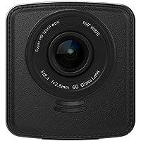 Koonlung Mini C811080P Car DVR Cruscotto Videocamera 160° ampio angolo di visione 2.4schermo G-sensor HDR visione notturna GPS integrato e omaggio, scheda di memoria da 32GB.Ambarella a7l70