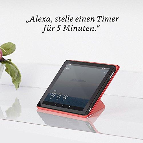 Fire HD 10-Tablet mit Alexa Hands-free, 25,65 cm (10,1 Zoll) 1080p Full HD-Display, 32 GB, schwarz, mit Spezialangeboten
