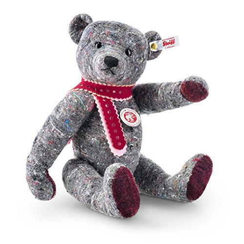 Preisvergleich Produktbild Steiff, 006579, Teddybär, Designer's Choice, 32 cm, grau, limitiert