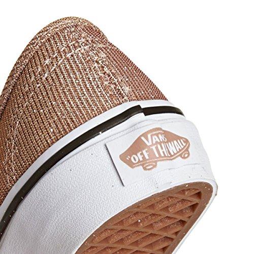 Vans T Authentic, Baskets mode mixte bébé marron (clair)