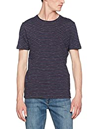 SELECTED HOMME Herren T-Shirt Shhcamp Ss O-Neck Tee