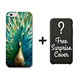 Hamee High Quality Slim Fit 3D Printed Hard Back Case / Cover for HTC Desire 820 820S 820Q 820G+ Plus Dual Sim with FREE Surprise Cover Combo 13