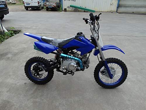 Zoom IMG-1 pit bike 125cc 14 12