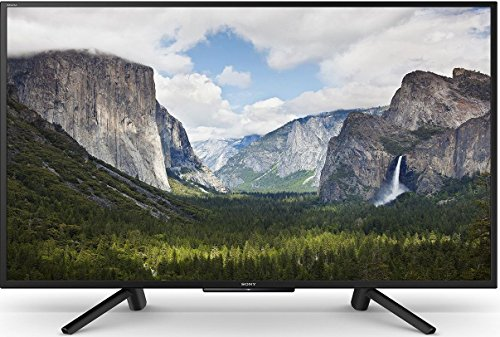 Sony Bravia Full HD LED Smart TV (Black) 6