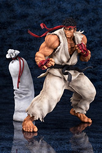 "GOOD SMILE COMPANY EJ91142 1: Escala 8 ""Street Fighter III 3rd Strike Fighters PVC Legendario Ryu Estatua 2"