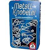 Schmidt Spiele 51206 Metall-Knobelei in schöner Metalldose