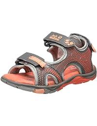 Jack Wolfskin Girls' Acora G Outdoor Sandals
