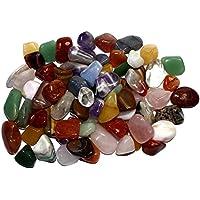 budawi® - Edelsteinmischung angetrommelt 250g Mix S, 10 - 15 mm, Dekosteinmischung preisvergleich bei billige-tabletten.eu