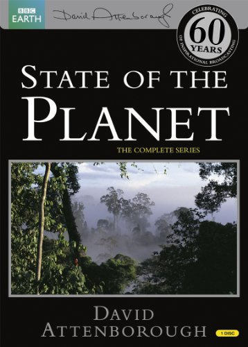 Sir David Attenborough: State of the Planet (Repackaged)