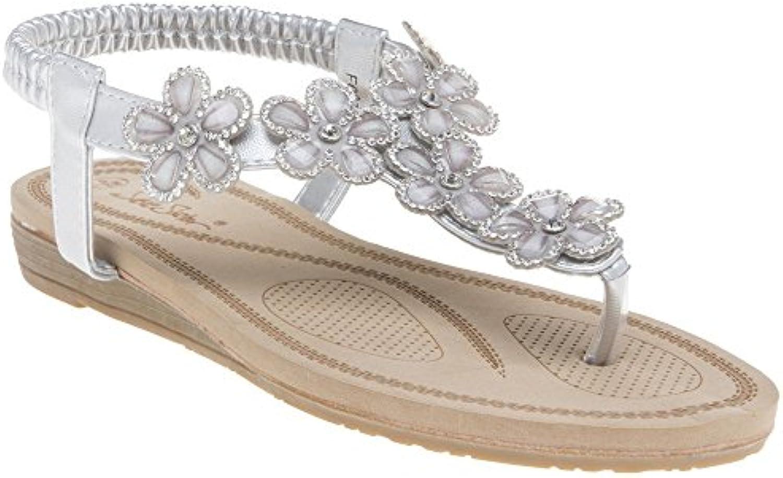 Solesister Betty Mujer Sandalias Metálico  Zapatos de moda en línea Obtenga el mejor descuento de venta caliente-Descuento más grande