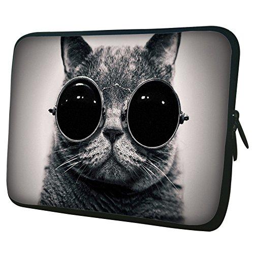 """Preisvergleich Produktbild WATERFLY 11,6"""" 12"""" 12,1"""" 12,2"""" Zoll Neopren Laptoptasche Notebook-Schutzhülle Netbook Tablet Computer Tasche Hülle mit Tragegriff (12H-836)"""