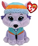Ty Small – Everest Paw Patrol Peluche, ty41300, Multicolore