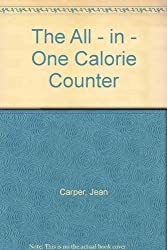 The All - in - One Calorie Counter