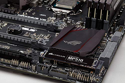 Corsair Force MP510 480 GB NVMe PCIe Gen3 x4...