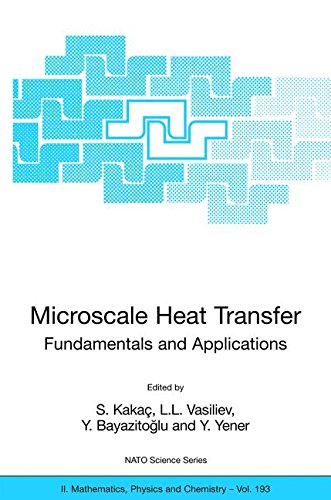 Microscale Heat Transfer - Fundamentals and Applications: Proceedings of the NATO Advanced Study Institute on Microscale Heat Transfer - Fundamentals ... 18-30 July, 2004 (Nato Science Series II:)