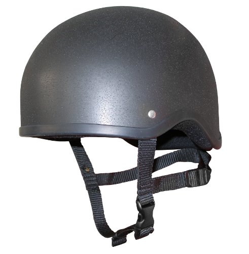 Gatehouse Kinder Jockey-Helm schwarz schwarz 37