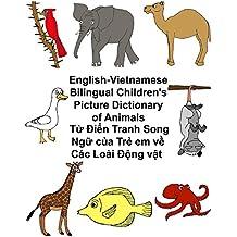 English-Vietnamese Bilingual Children's Picture Dictionary of Animals (FreeBilingualBooks.com)