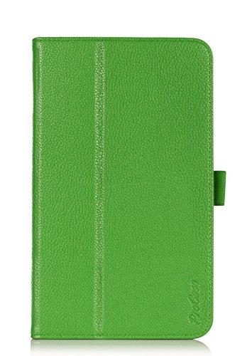 Procase 5014637 Tablet-Schutzhülle, me181c, grün, Stück: 1 (Haut-leder-bi-fold)