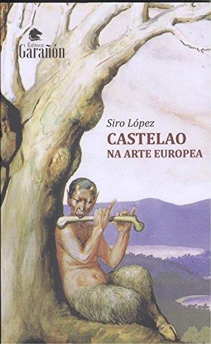 Castelao na arte europea: Premio do Libro Galego 2018 categoría divulgación