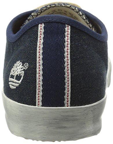 Timberland Baskets C9818A Bleu - bleu fonc