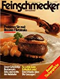 Feinschmecker Heft 01/1981 Probieren Sie mal: Rossinis Filetsteaks