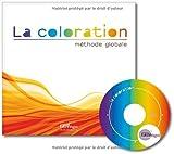 La coloration, méthode globale (Livre + 1 DVD)