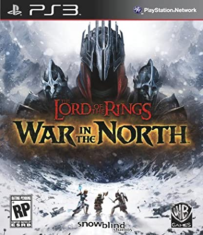 Lord of the Rings: War in the North PS3 US