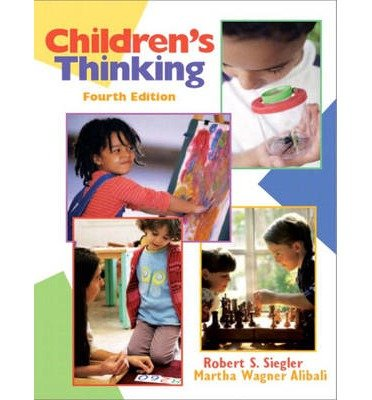 [(Childrens Thinking)] [Author: Robert S. Siegler] published on (June, 2004)