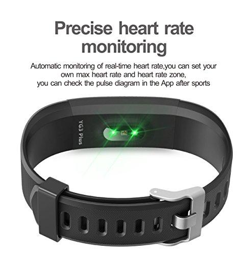 Zoom IMG-2 holyhigh fitness tracker yg3 plus