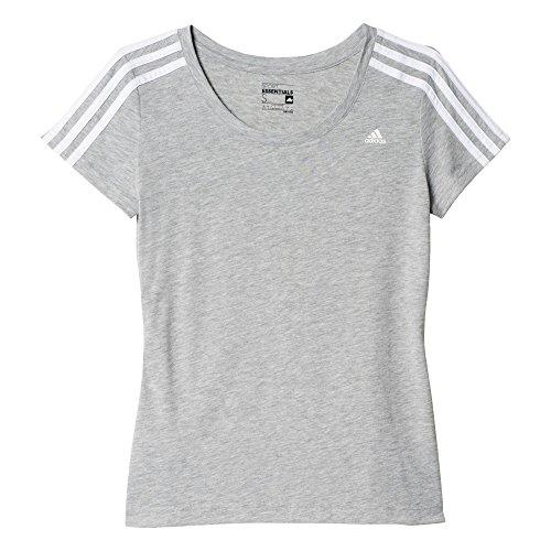 adidas AJ4666 Maillot Femme Gris/Blanc