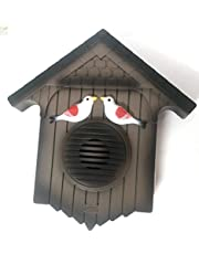 GM Cuckoo Bird 4013 Plastic Doorbell (Brown)