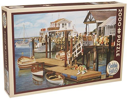 Cobblehill 507042000PC Summer Pier puzzle, vari