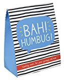 Happy Jackson Bah Humbug Pouch with Mint Humbugs 100 g (Pack of 7)