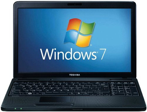 Toshiba Satellite C660-220 15.6 inch Laptop (Intel Core i3-370M Processor, RAM 4GB, HDD 500GB, Windows 7 Home Premium)