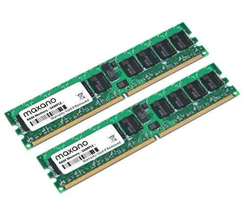8GB Dual Channel KIT (2x 4GB) für Tyan Computers S7025 DDR3 1333MHz PC3-10600R RDIMM ECC REG (Pc Reg 8gb)