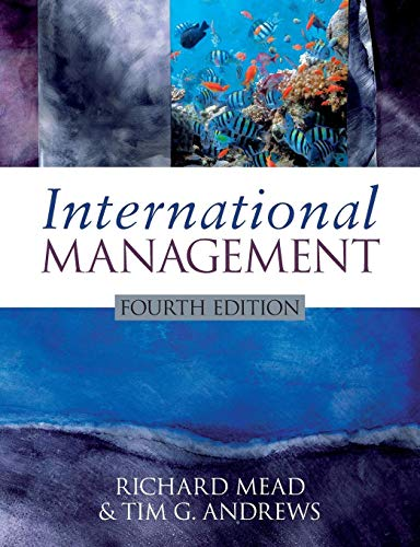 International Management 4e