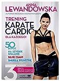 Anna Lewandowska. Trening Karate Cardio Dla Kaźdego (booklet) [PL Import]
