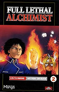 Full Lethal Alchimist Edition simple Tome 2