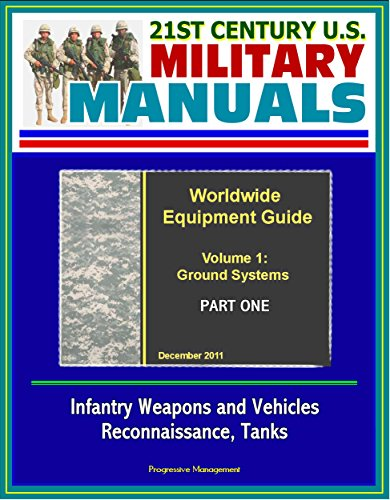 21st Century U.S. Military Manuals: Opposing Force Worldwide Equipment Guide (WEG) Volume 1: Ground Systems (Part 1) - Infantry Weapons and Vehicles, Reconnaissance, Tanks (English Edition)