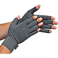 Medipaq? Anti-Arthritis Gloves (Pair) - Providing Warmth and Compression to Help Increase Circulation Reducing Pain and Promoting Healing