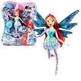 Winx Club - Tynix Fairy Puppe - Fee Bloom magisches Gewand