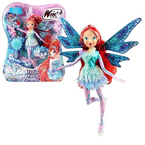Winx Club - Tynix Fairy - Hada Bloom Muñeca 28cm con Magia...