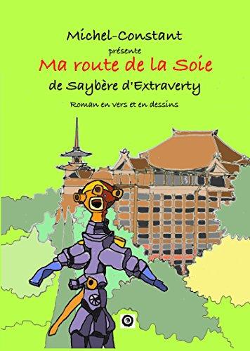 Couverture du livre Ma route de la soie