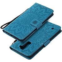 LG Stylus 2 LS775 Hülle, LG G Stylo 2 K520 Leder Hülle, LG Stylus 2 LS775/G Stylo 2 K520 Handy Schutzhülle Flip... preisvergleich bei billige-tabletten.eu