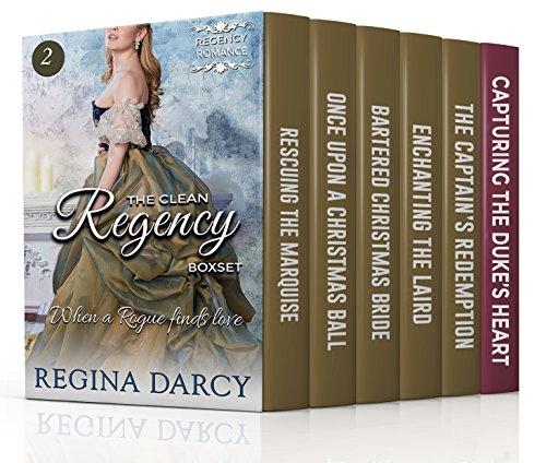 When a Rogue finds love (6 Book Regency Romance Box Set) (The Clean Regency Boxset 2) Test