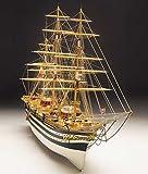 Mantua modèles Amerigo Vespucci modèle naval italien bateau bois maison Kit échelle 1:100